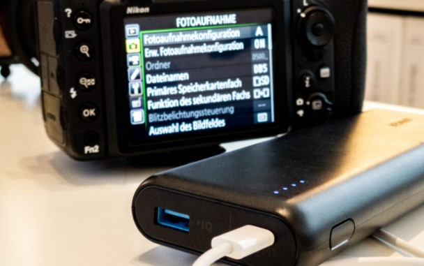 How to Charge a Nikon Camera Without Charger