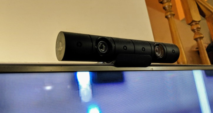 How to set up Ps4 camera on PC