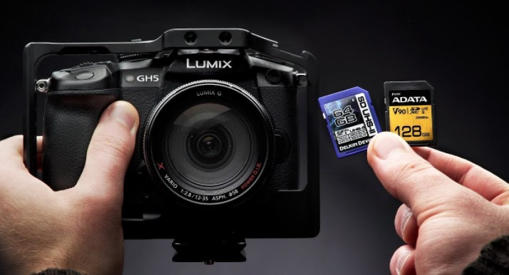 Top SD cards to consider for your 4k Video