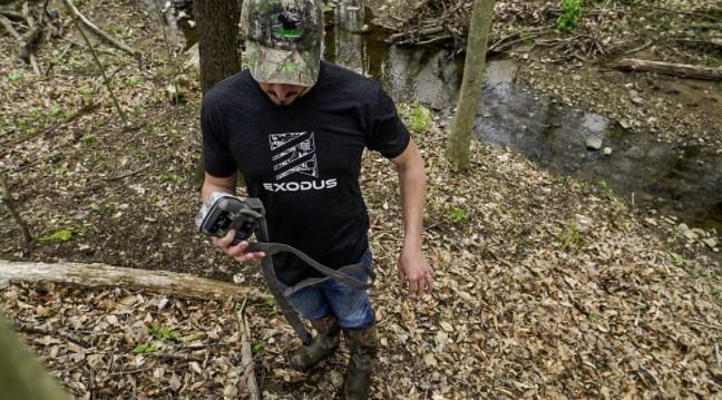 Trail Camera Triggering problems