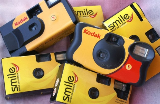 What are Disposable Cameras