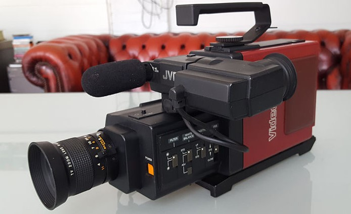 How to Use A VHS Camcorder