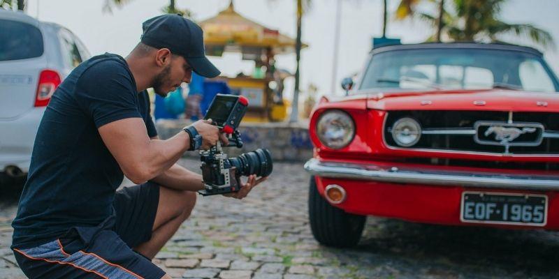 best Car Photography Camera