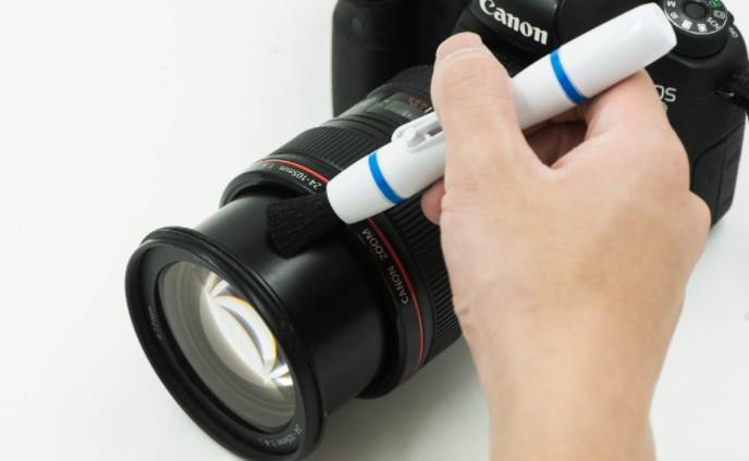 Clean Your Lens Barrel