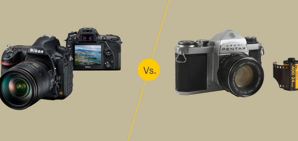 Comparison of Digital and Traditional Photography