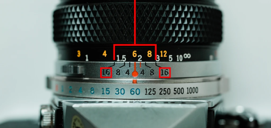 How to Use the Distance Scale on Lens