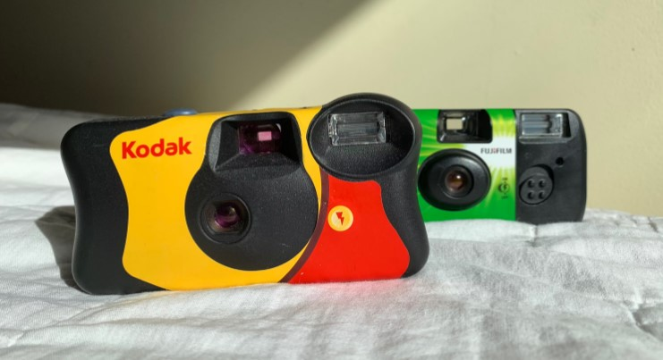 Kinds of Disposable Cameras