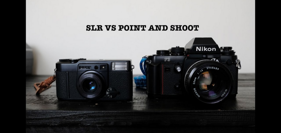 Point-and-Shoot Cameras Vs. SLRs