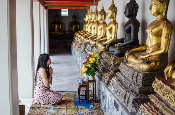 Temples Are There for Worship and Meditation