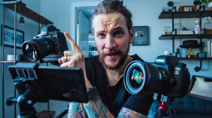 Using a DSLR Camera to Make Movies